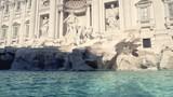 Fountain di Trevi in Rome, Italy - 240521849