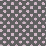Polka dot pattern, seamless background