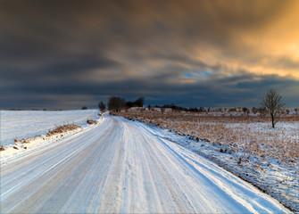 Zima Na Warmii  © jesiotr9