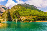 The picturesque Verdon Gorge
