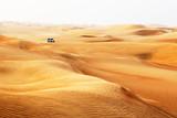 Offroad desert safari in Dubai.