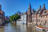 Vue de Bruges - Belgique - 240719066
