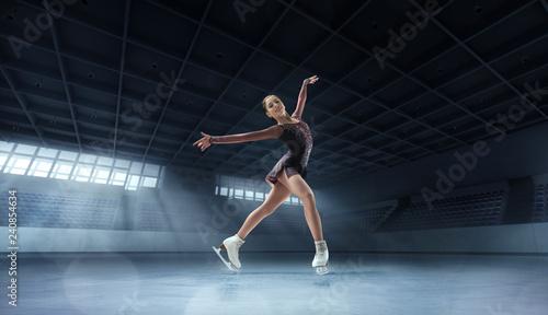 Foto Murales Figure skating