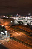 night city lights in New York