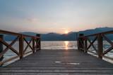 Gardasee Steg