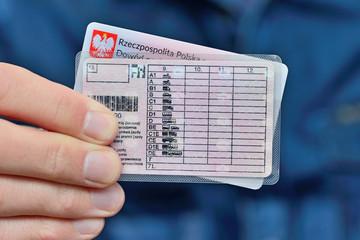 Polskie Prawo Jazdy.