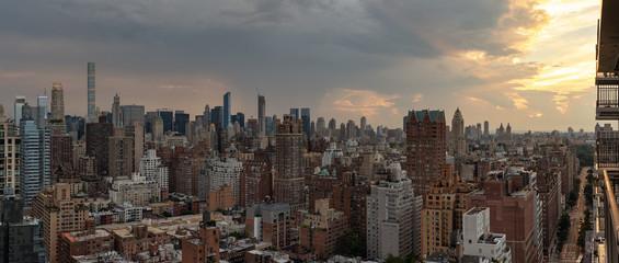 Manhattan Summer Storm Cityscape © G. Scott Segler