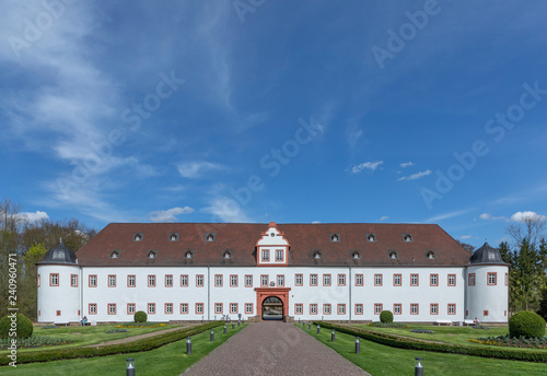 Heusenstamm castle in Germany
