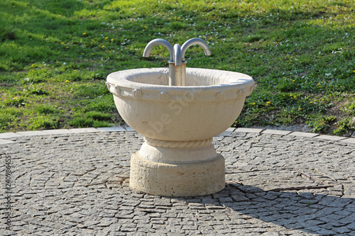 Drinking Water Fountain