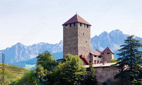 Schloss Tirolo, Südtirol, Italien