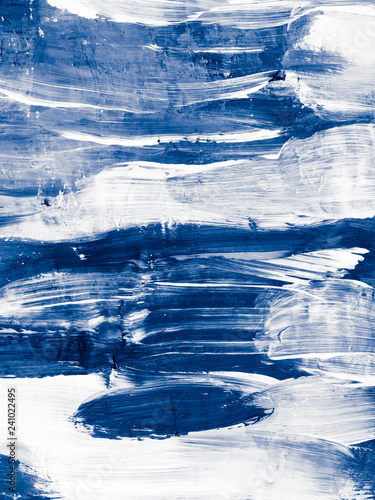 Creative abstract hand painted background