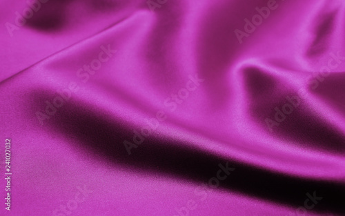 Smooth elegant pink satin can use as background - 241027032