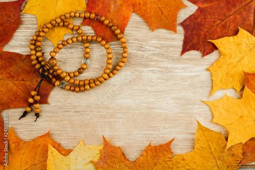 mata magnetyczna Autumn composition