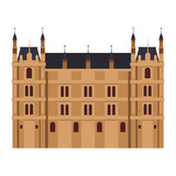 westminster abbey icon - 241084800