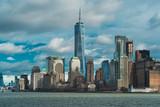 downtown Manhattan skyline - 241107411