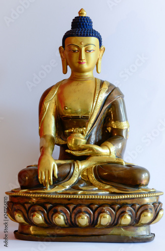 Buddha Shakyamuni Statue - 241156810