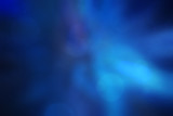 Soft and blurred dark blue abstract gradient background with bokeh. - 241157897