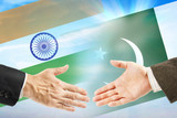 Friendship and cooperation between India and Pakistan. International policy and diplomacy - 241202090