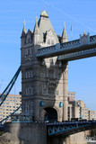 L'une des tours du Tower Bridge