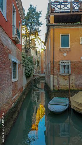 obraz PCV canal in Venice, Italy