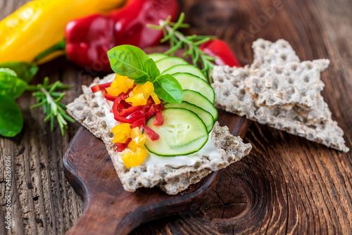 Diät - Gemüse - Gesundheit - Buffet - gesund