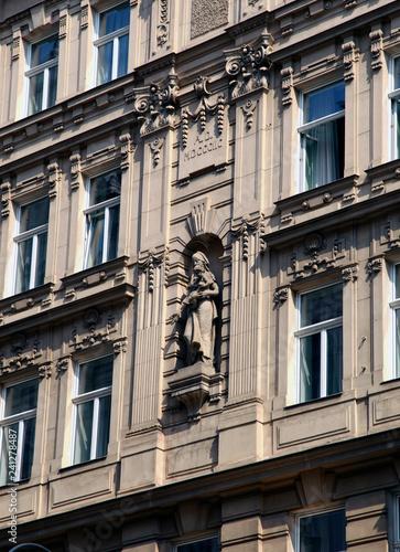 obraz lub plakat Walk in Vienna