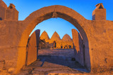 Beehive house at Harran, Turkey