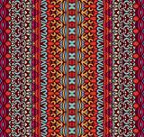 ethnic tribal festive geometric seamless pattern for fabric. - 241295042