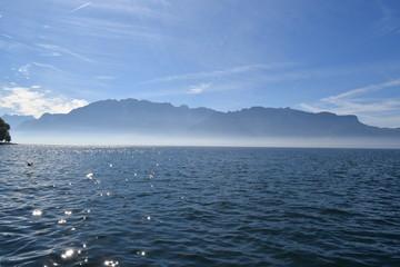 Lac Léman © baptiste
