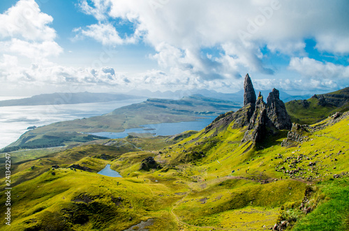 Old Man of Storr (Skye, Scotland) - 241342247