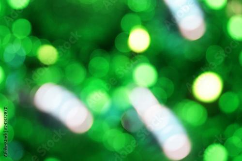green yellow bokeh background - 241372870