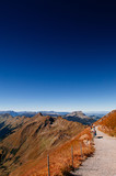 Swiss Alps view from Brienzer Rothorn, Entlebuch, Switzerland - 241376498