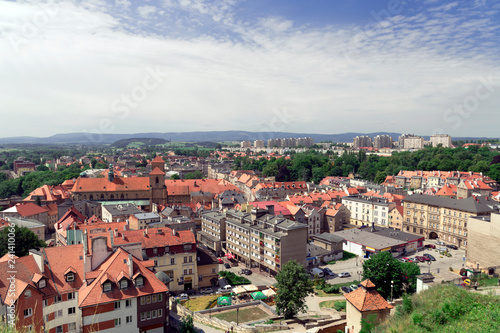 Panorama of Klodzko