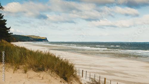 beach Wisełka Poland - 241410645