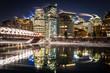 Calgary reflection