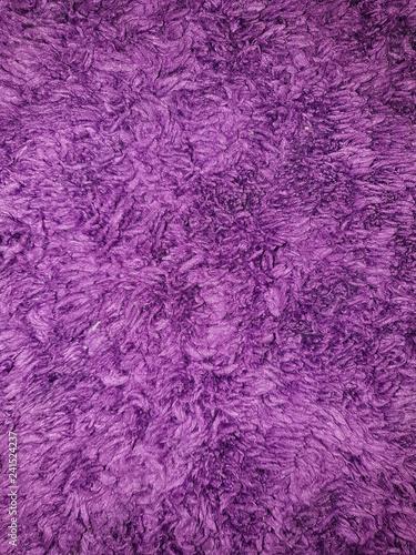 Textiler Hintergrund in lila - 241524237