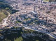 areal view of Matera - Italy - 241528610