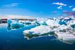 Morning in the Ice Lagoon