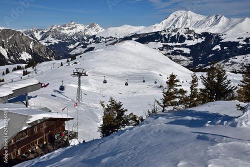 mata magnetyczna Engelberg dans l'Oberland bernois, Suisse