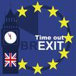 BRexit Time out clock - Big Ben
