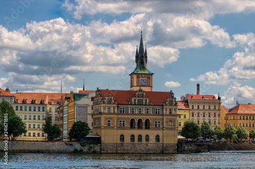canvas print picture Prag
