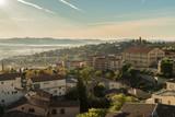 Ville de Grasse France Usines Parfums Panoramique