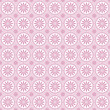 Pink floral seamless pattern background - 241724874