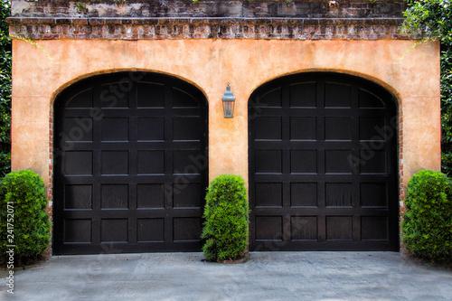 two car garage in Charleston South Carolina