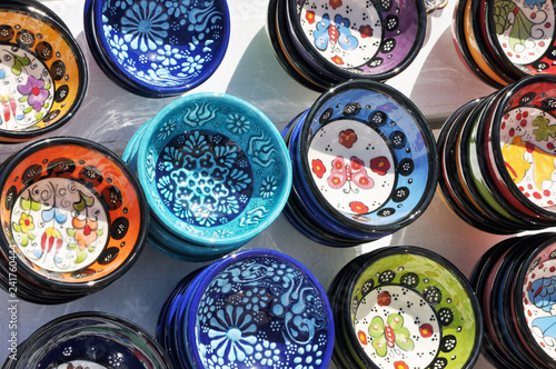 colorful   greek tradishion mug