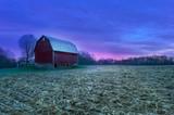Pre-Sunrise Glory on the Farm - 241765072