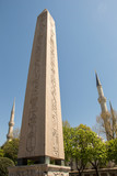 Obelisk of Theodosius in Sultanahmet square