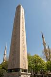 Obelisk of Theodosius in Sultanahmet square