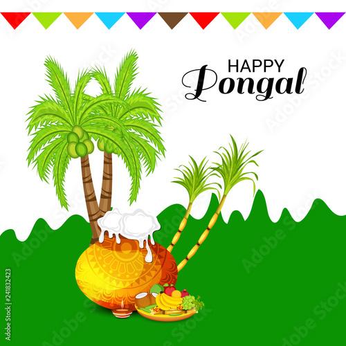 Happy Pongal. - 241832423