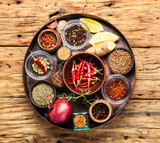 Spices and herbs - 241836268